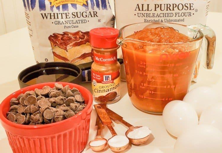 How to Make Pumpkin Dump Bundt Cake