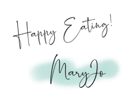 Happy Eating!