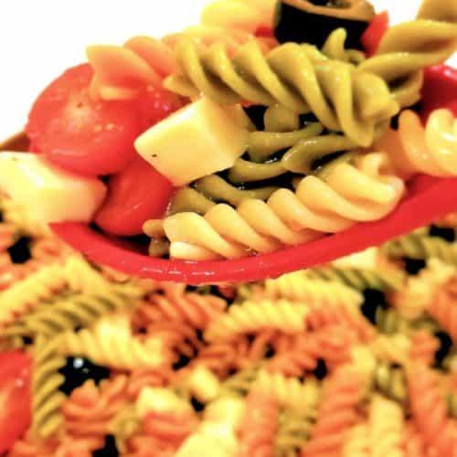 Italian Antipasto Pasta Salad