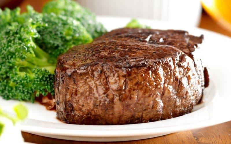 Sirloin Steak in the Air Fryer
