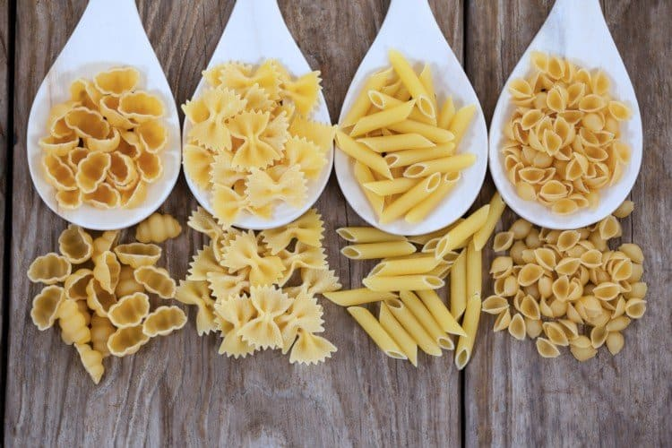 Different Types of Pasta for Pasta Salad
