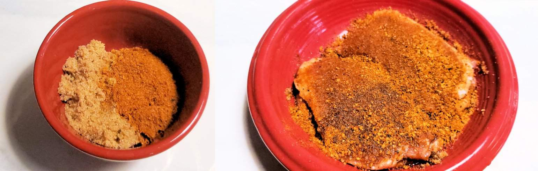 brown sugar glaze for pork chops