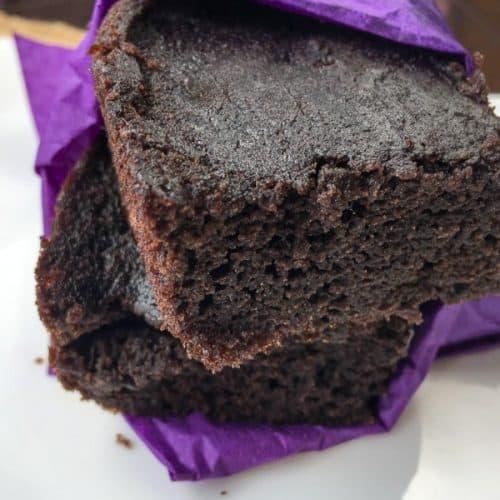 Chocolate Cherry Gluten-Free Brownies