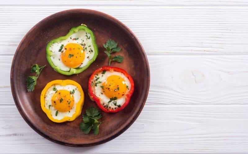 Egg in a Pepper Recipe