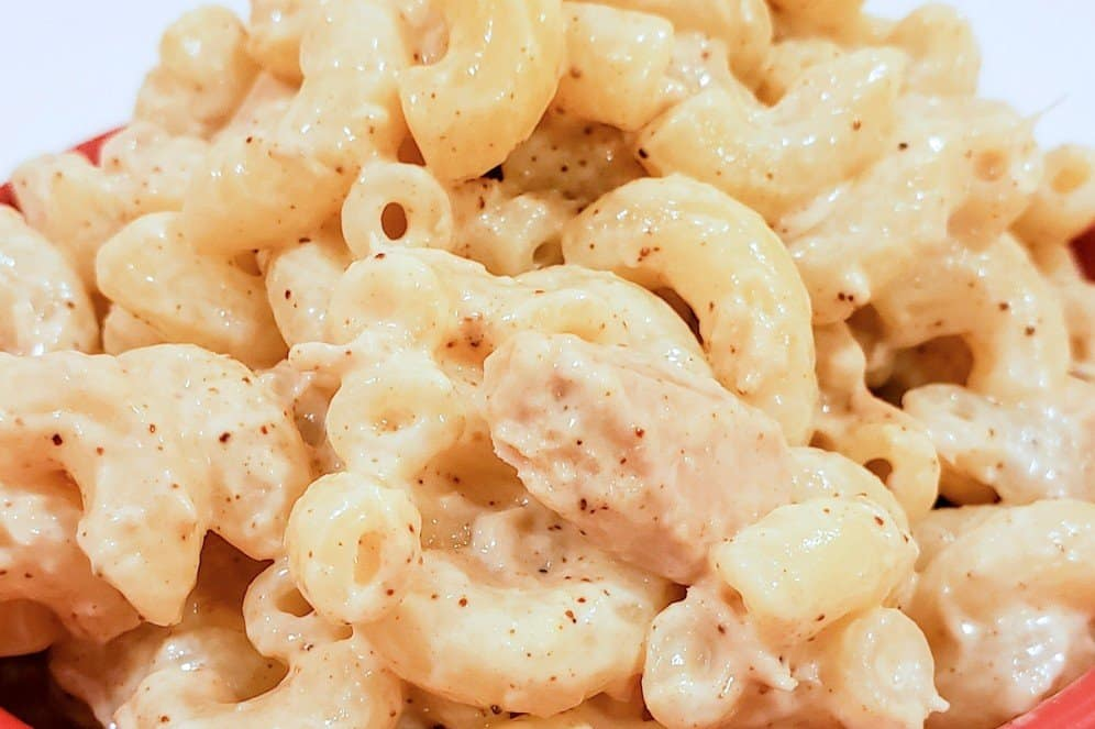 Classic Tuna Macaroni Salad Recipe