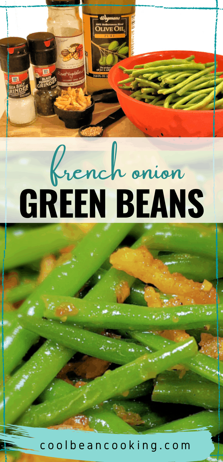 French Onion Green Beans