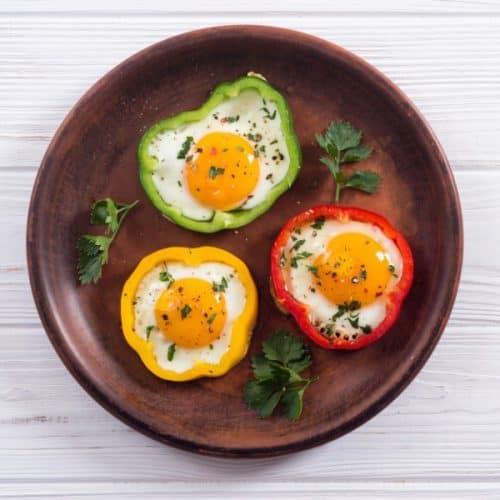 Fried Pepper Egg Recipe