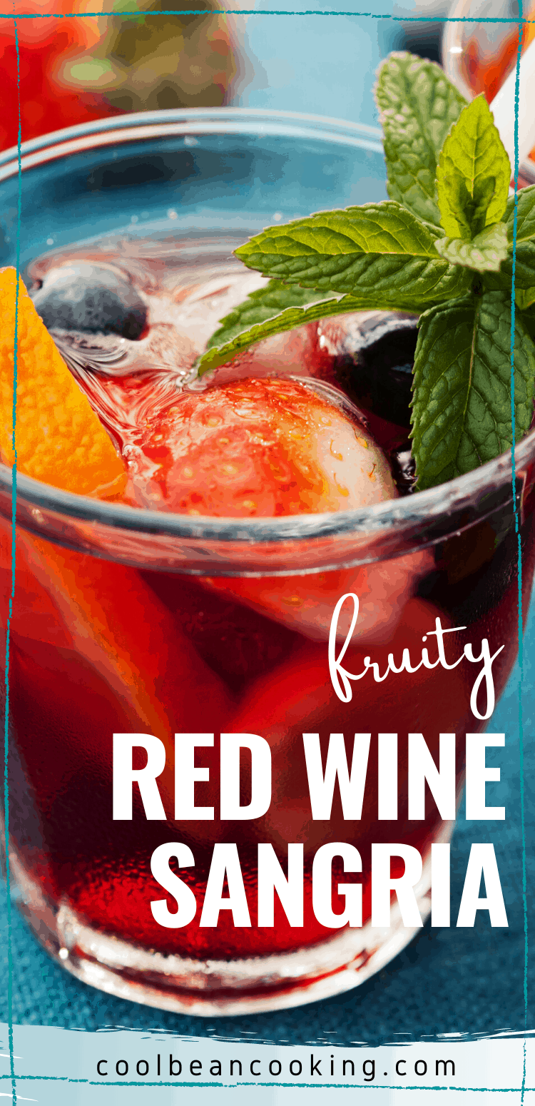 Fruity Red Wine Sangria