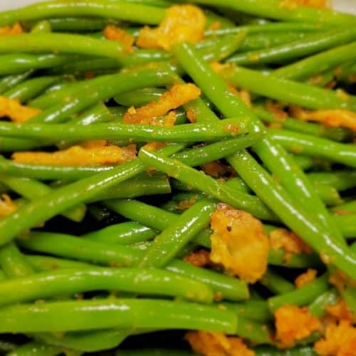 Recipe for Sauteed Green Beans