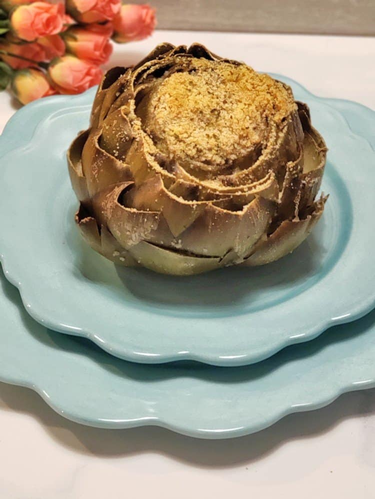 Italian Stuffed Artichoke Recipe
