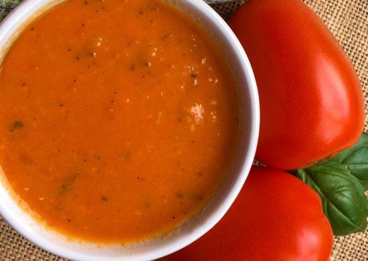 Delicious Tomato Fennel Soup
