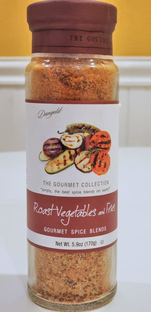 roast vegetable spice blend