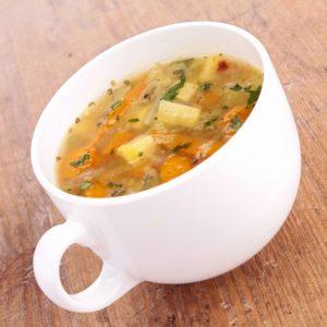 Vegan Instant Pot Vegetable Soup
