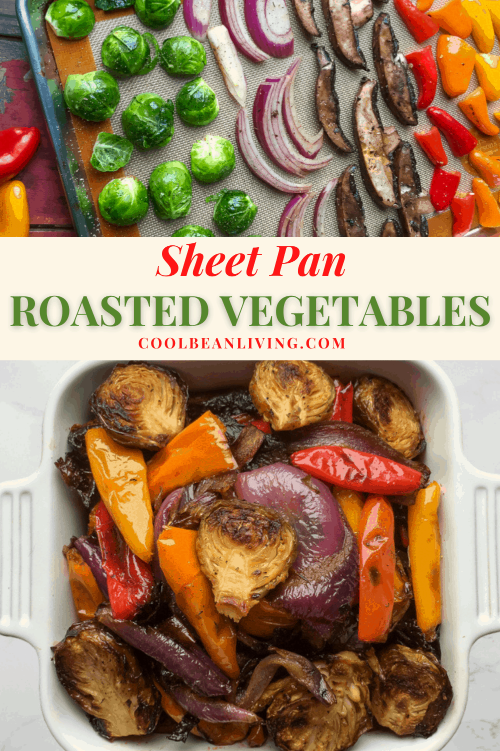 Sheet Pan vegetables