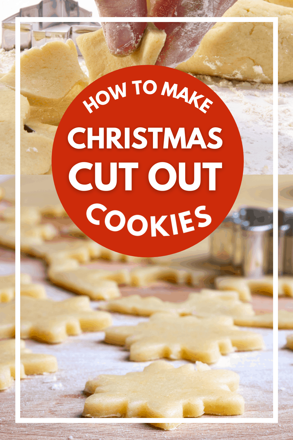 Easy CHRISTMAS CUT OUTS