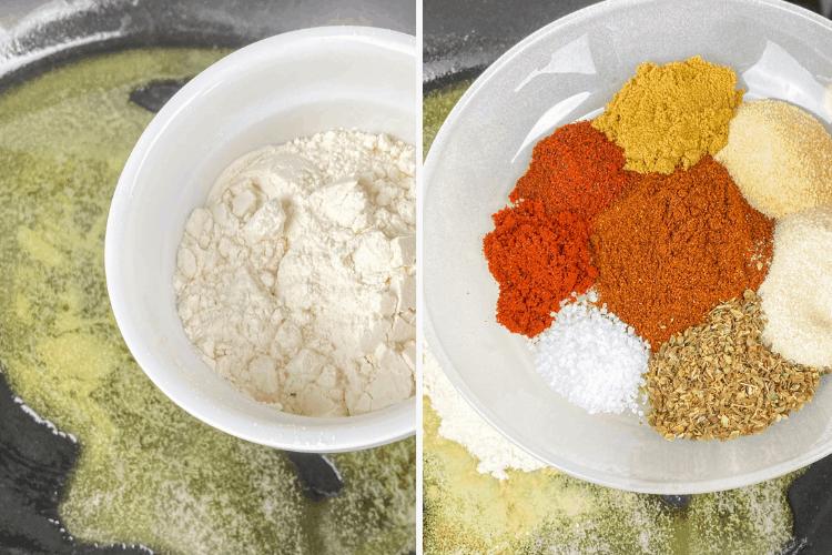 making enchilada sauce