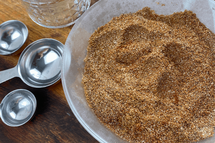 seasoning mix for tacos